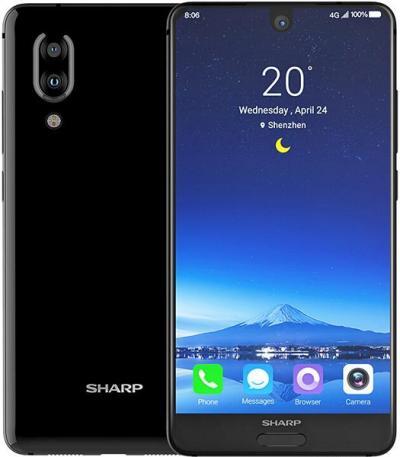 Sharp Aquos S2 128GB как сделать заводской сброс (хард ресет)