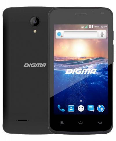 Полный сброс до заводских настроек телефона Digma Hit Q400 3G