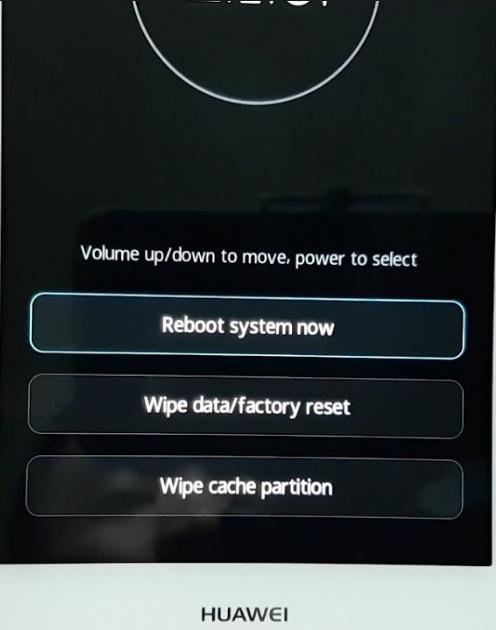 Wipe factory reset как сделать 989