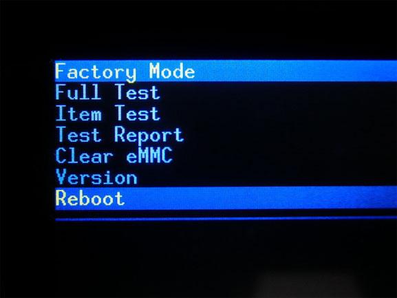Как сделать factory mode 49